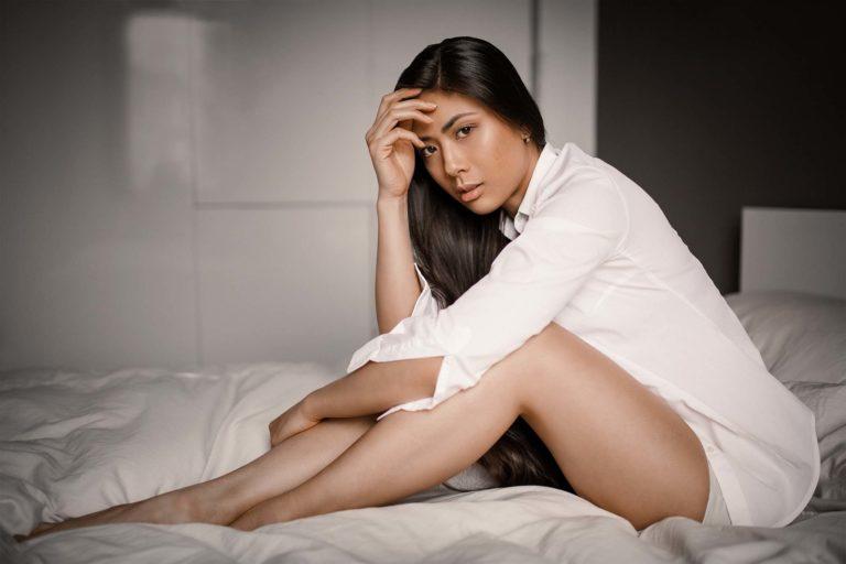 Bild eines weiblichen Models